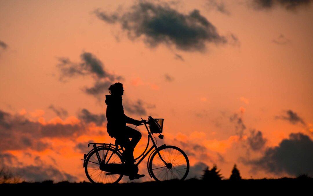 Lekcja na mówienie o rowerach